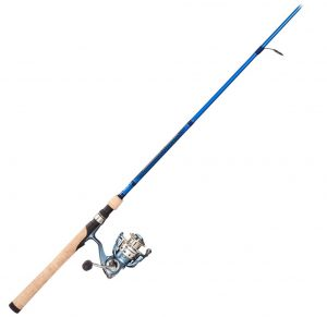 Pflueger President Spinning Reel/Bass Pro Shops Graphite Series Rod Spinning Combo